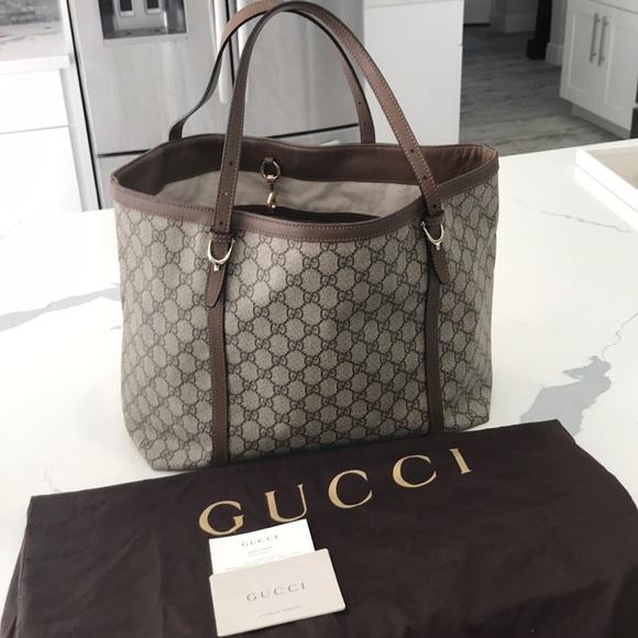 806ce184ee1f Gucci Bags | Nice Gg Supreme Canvas Tote | Poshmark